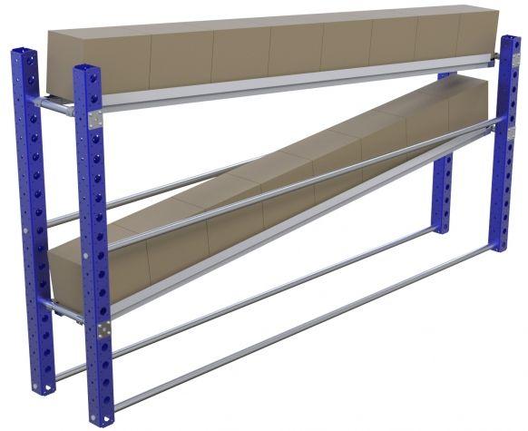 Flow Rack - 420 x 2520 mm