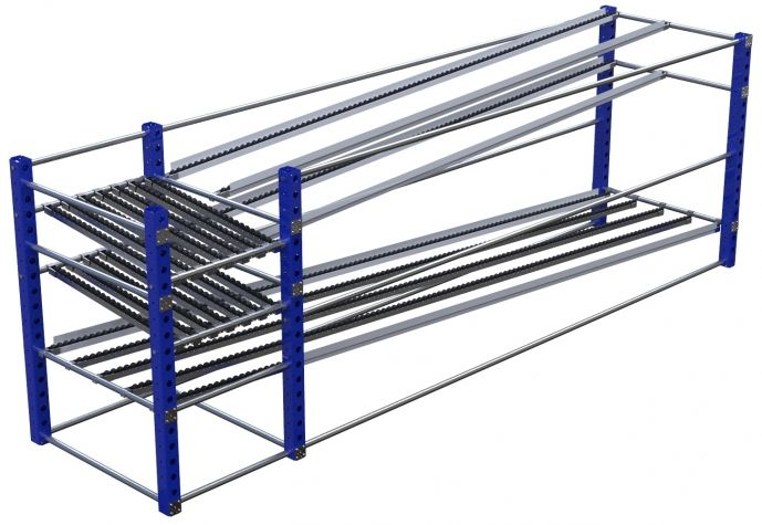 Flow Rack - 980 x 4050 mm