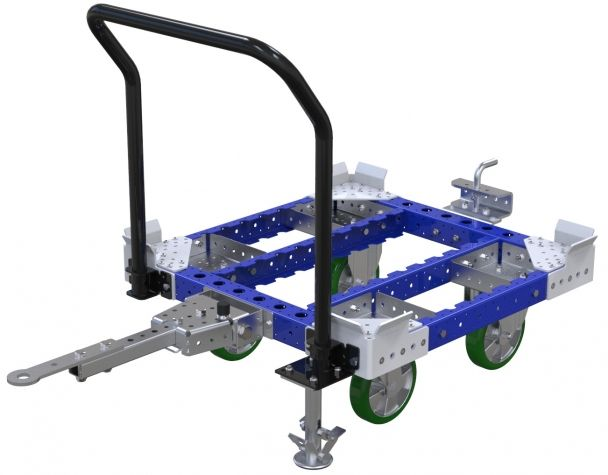 Tugger Cart - 840 x 840 mm