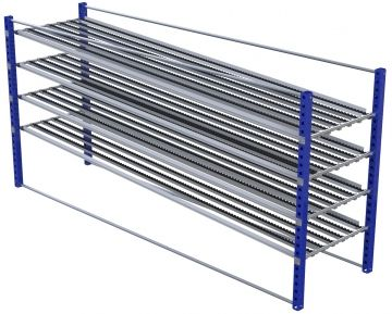 Flow Rack - 1050 x 3990 mm