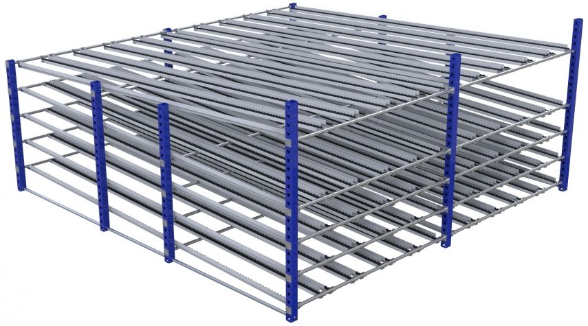 Flow Rack - 4060 x 4060 mm