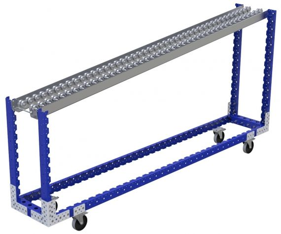 Flow Rack - 420 x 2590 mm