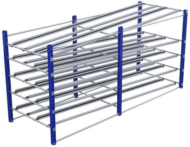 Flow Rack - 1400 x 3990 mm
