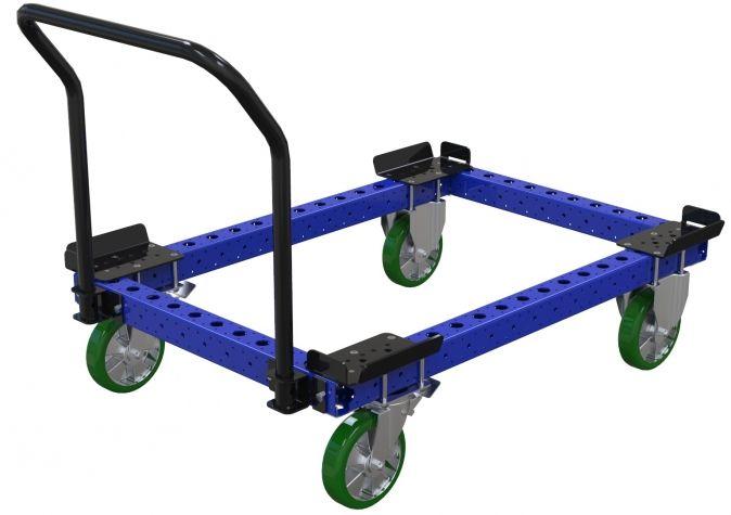 EUR Pallet Cart - 840 x 1240 mm