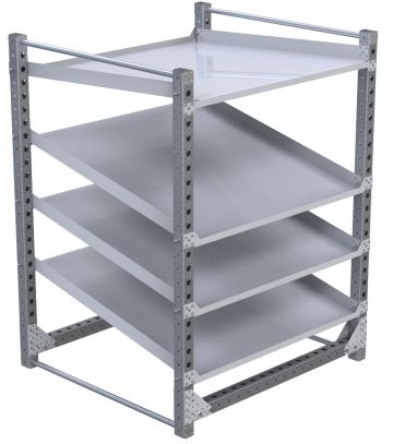 Flow Shelf Rack – 1260 x 1400 mm