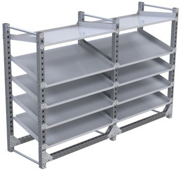 Flow Rack – 770 x 2730 mm