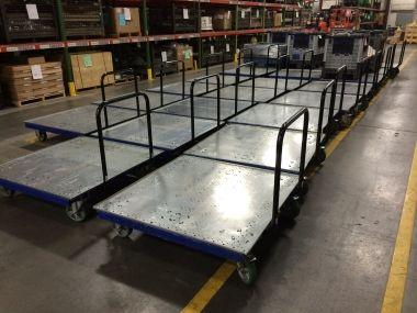 BorgWarner - FlexQube Carts