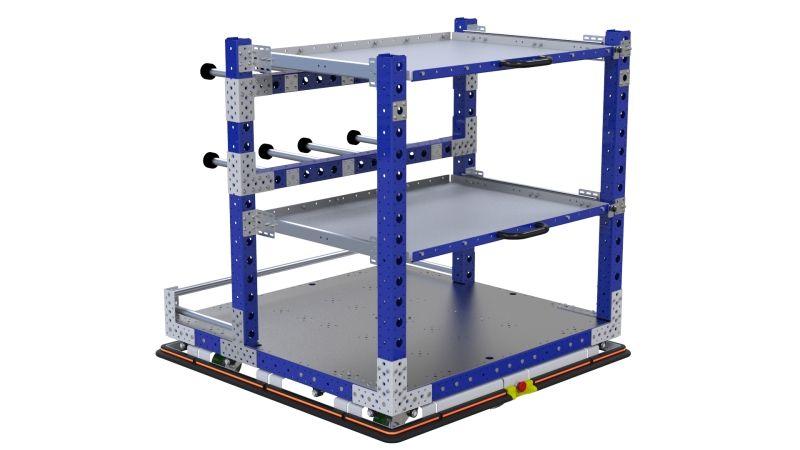 FlexQube eQart ProMAT design