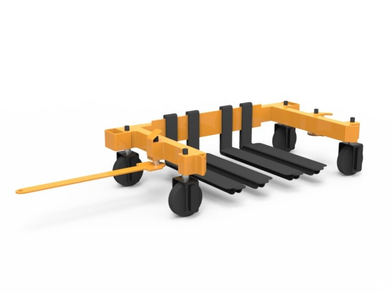 FlexQube Inc. & LR Intralogistik GmbH becomes partners in selling the LiftRunner Frames in North America