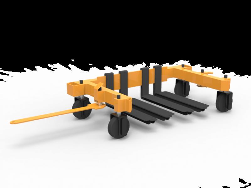 Liftrunner c-frame