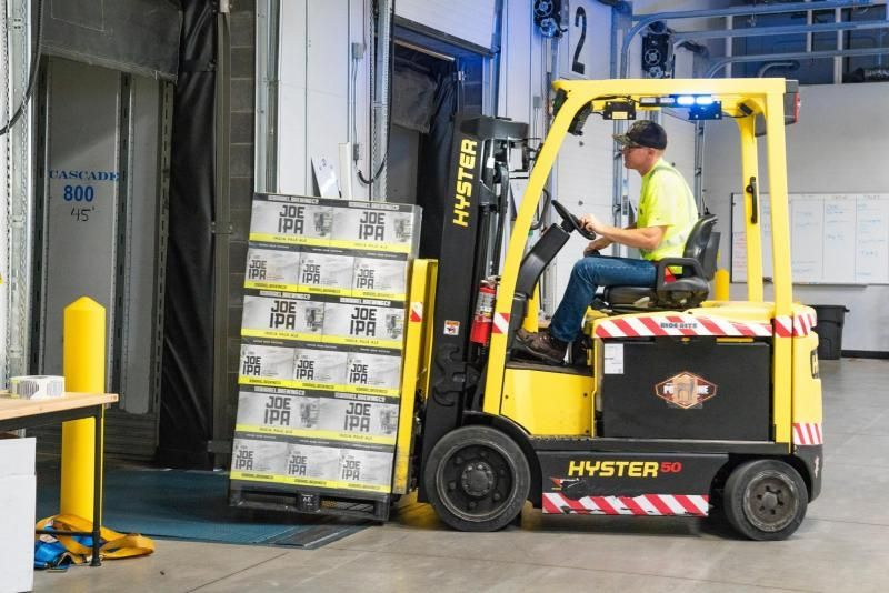 5 Forklift Dangers and How to Prevent Them