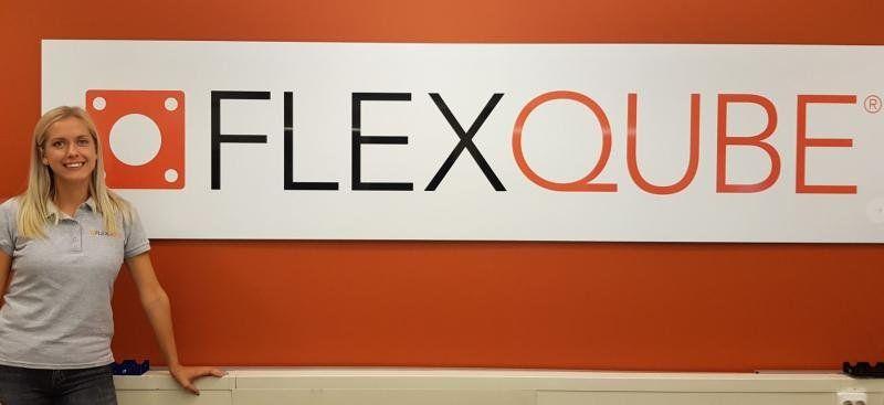 FlexQube HR manager Elin Leander