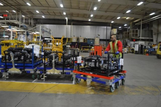 Safety Tips for Heavy Duty Carts