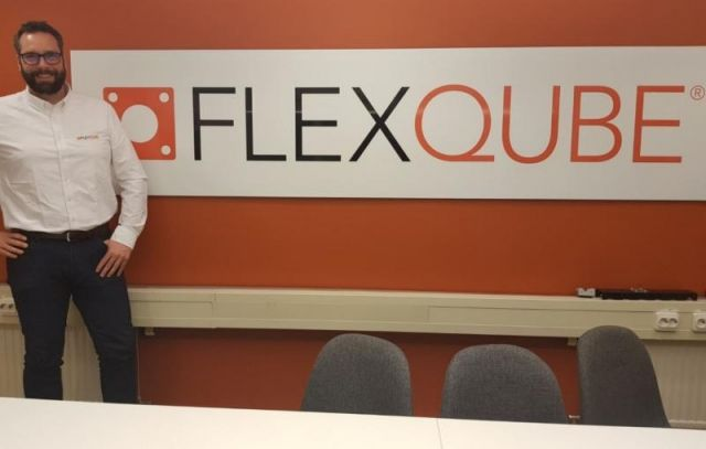 FlexQube DACH Sales Manager Jan Brettmann