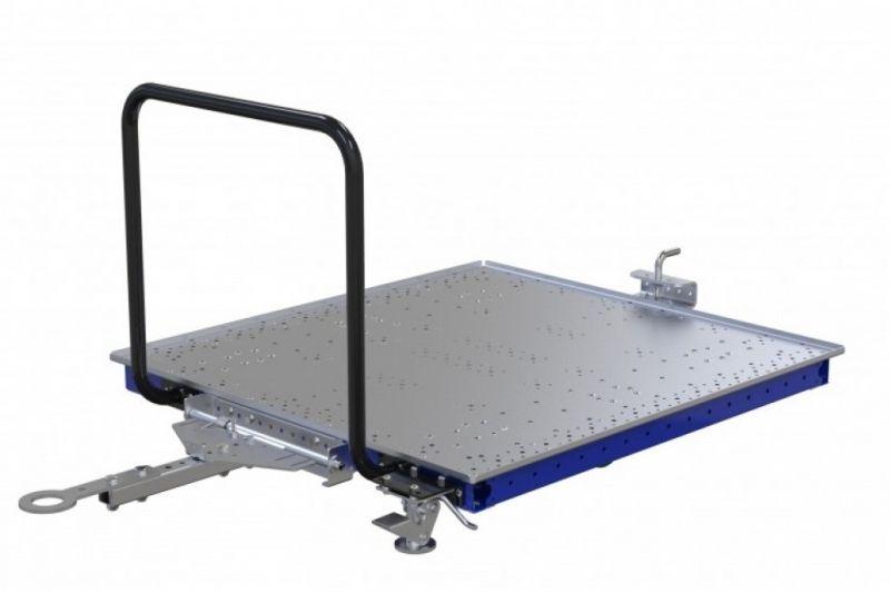 FlexQube low rider tugger cart