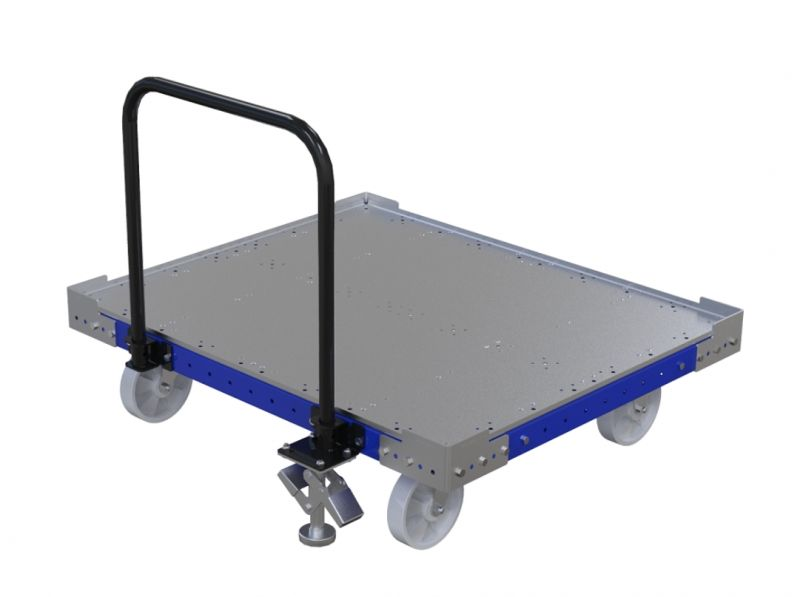 Industrial push cart by FlexQube