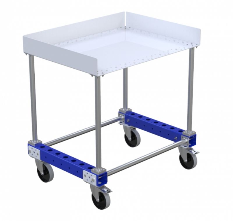 FlexQube work table cart