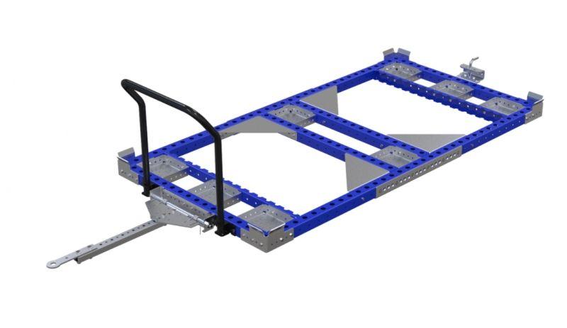 FlexQube heavy duty pallet cart