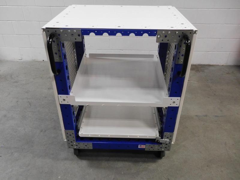 FlexQube tool cart