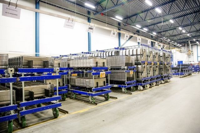 Basics of Successful Material Handling with kit carts