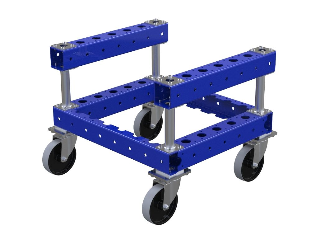 Industrial kit cart