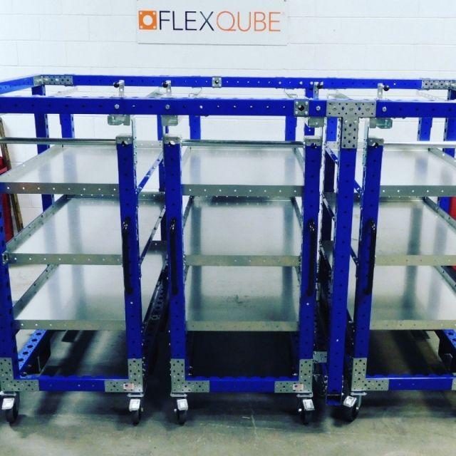 FlexQube helps a US forklift manufacturer become forklift free!
