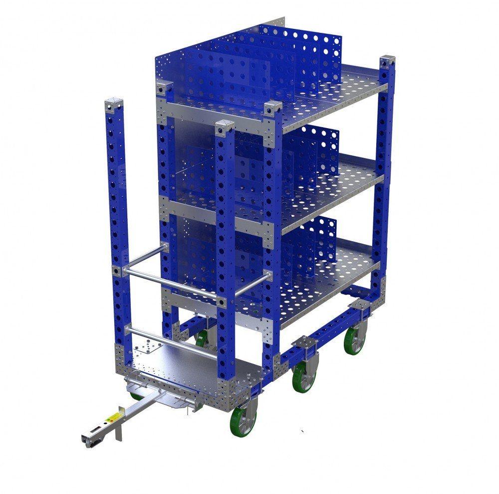 FlexQube custom kit cart