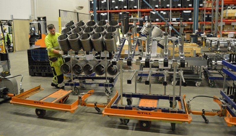FlexQUbe & liftrunner system