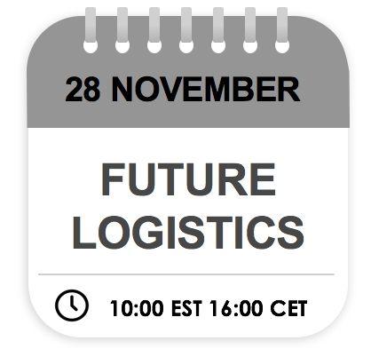 Future Logistics Webinar Image