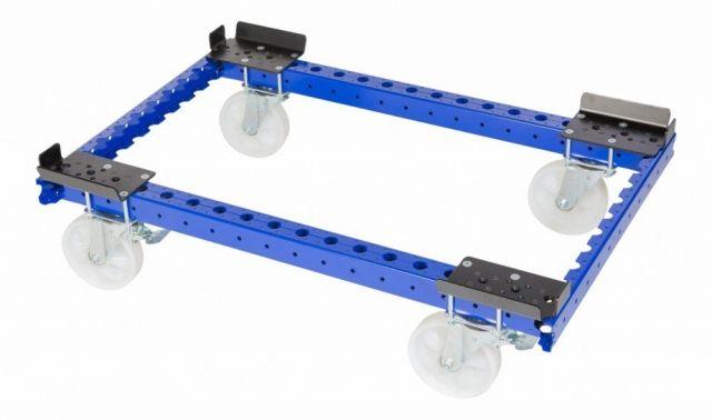 FlexQube modular pallet cart