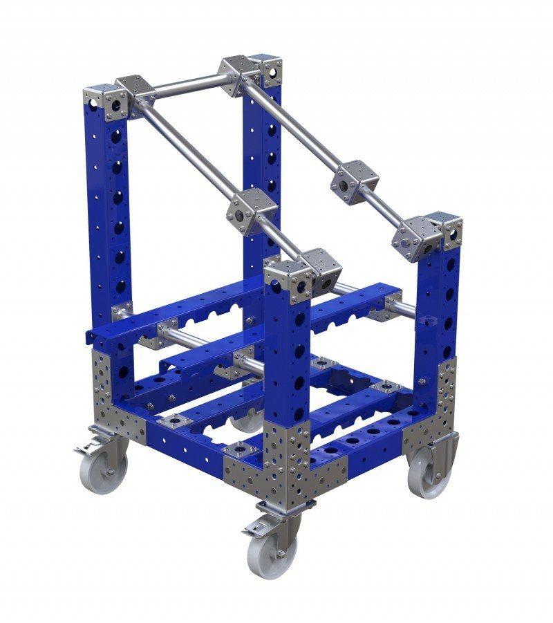 FlexQube modular tool cart