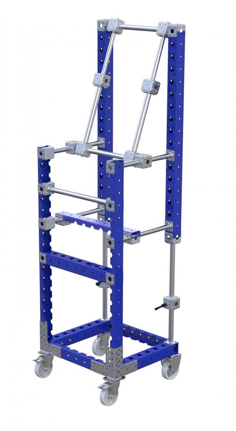 FlexQube industrial marry cart