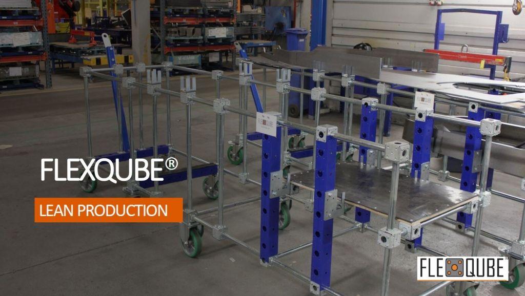 FlexQube Lean Production webinar image