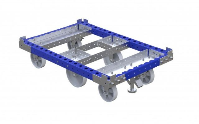 Order for 308 carts and 110 sub frames!