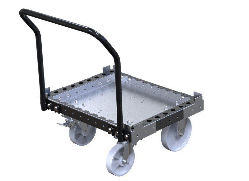 Small FlexQube container cart