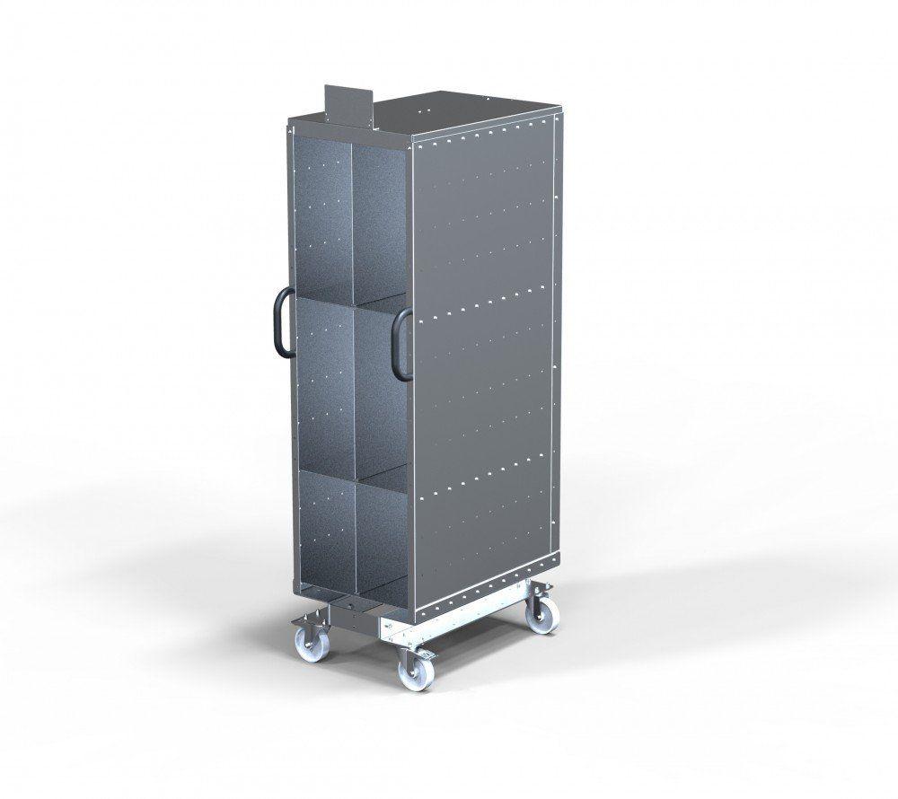 FlexQube modular daughter cart