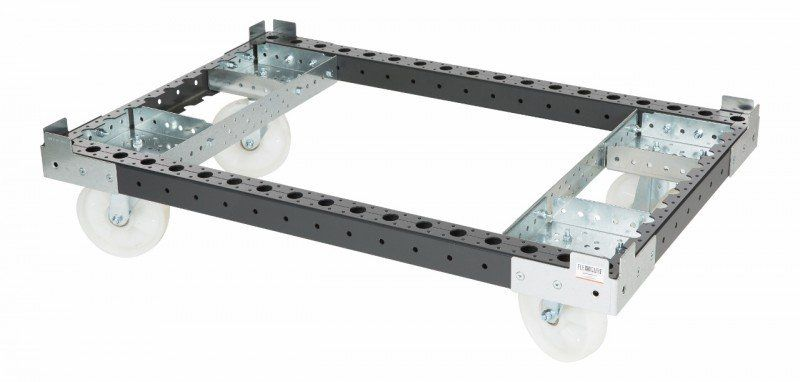FlexQUbe basic pallet cart