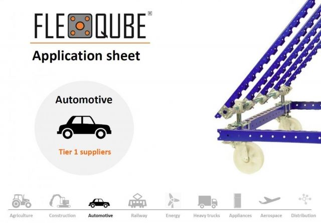 FlexQube Image for Automotive