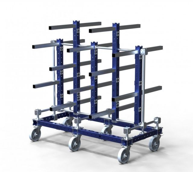 FlexQube Inc. receives an order for wire rope carts