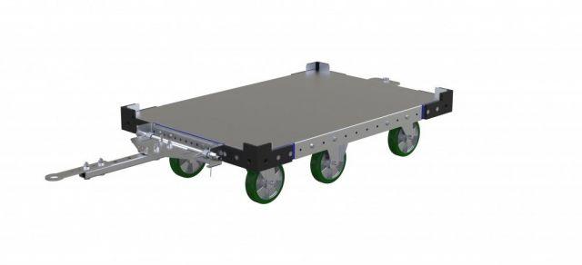FlexQube tugger cart
