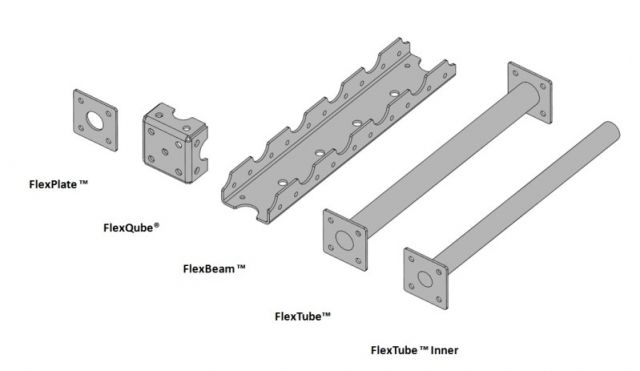 FlexQube bulding blocks