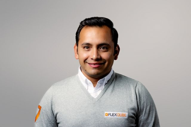 FlexQube Mexico Sales Engineer Marcos Garrido