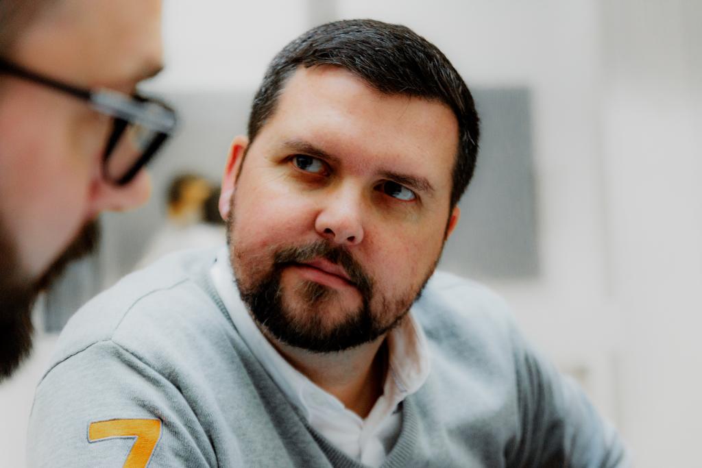 Shawn Lynch FlexQube Sales Engineer