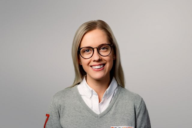 FlexQube HR manager Elin Leander