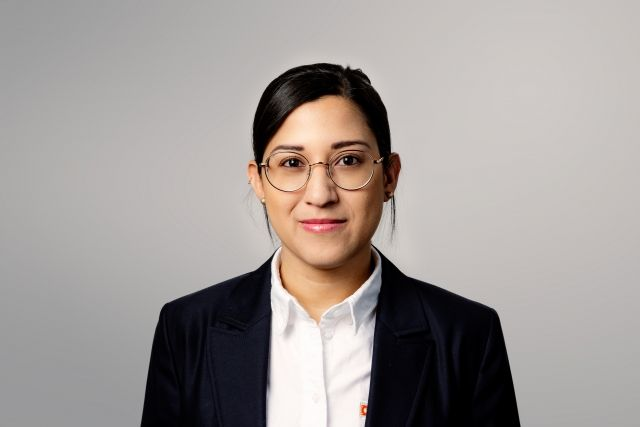 FlexQube quality manager Cinthia