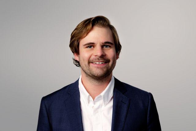 FlexQube eQart product engineer Christoph