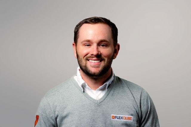 FlexQube Operations manager Adam Gay
