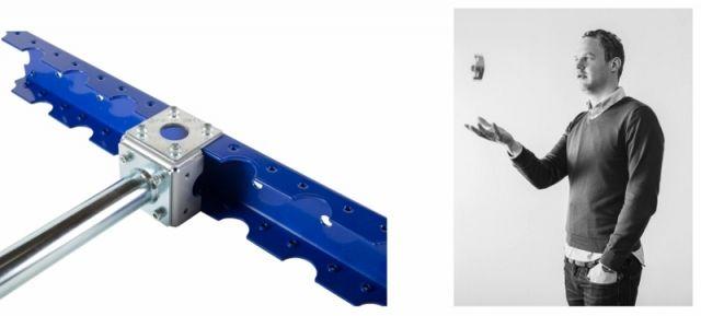 FlexQube CTO with FlexQube bulding blocks