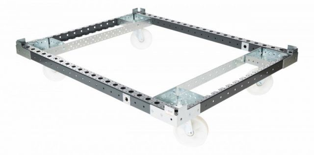 FlexQube receives an order for 64 carts from large truck manufacturer