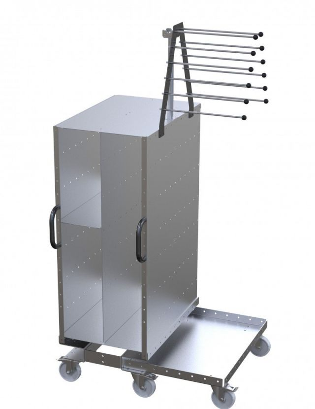 FlexQube receives an order for 20 trolleys to a customer in Austria